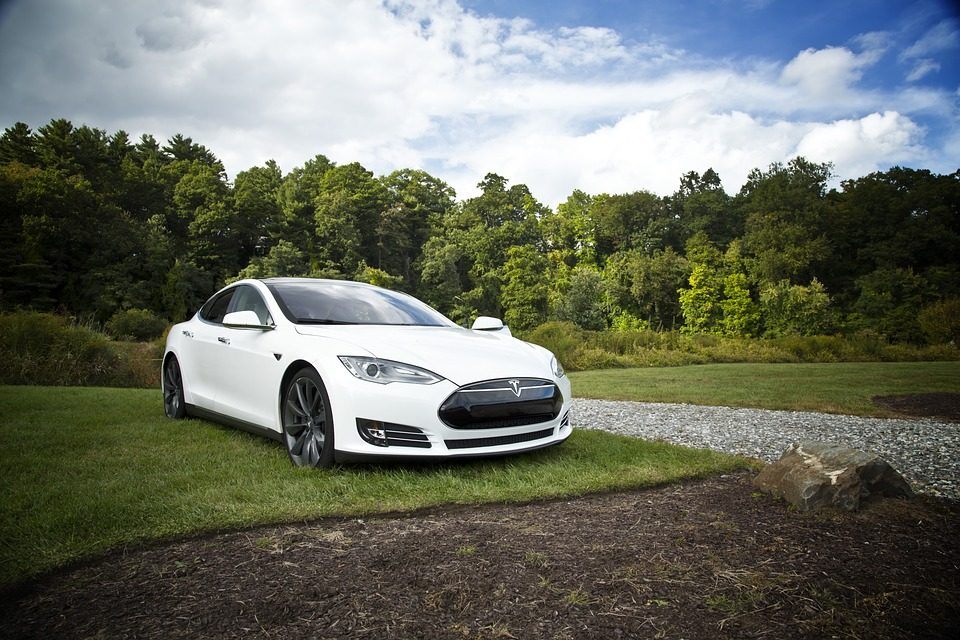 Tesla car recall crash